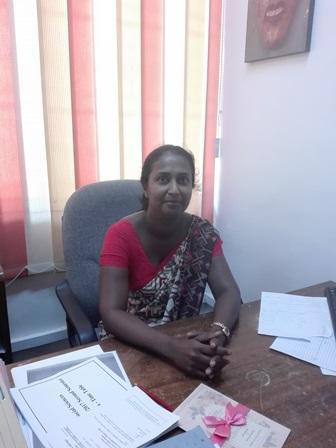 <center>Ms.H.Priyangani