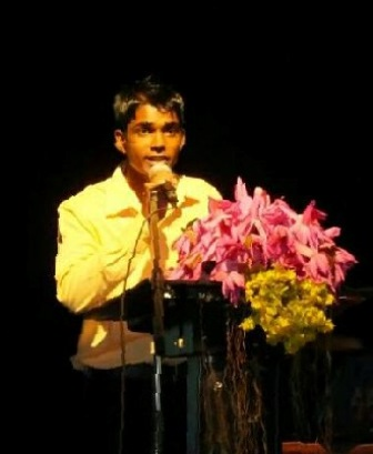 <center><h3>Mr. G.M.Sumeda Viraj Aponsu