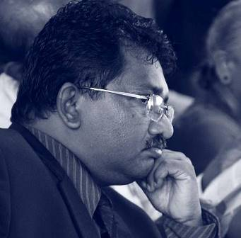 <center>Prof Anura Manathunga