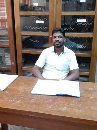 <center>Mr.D.M.Lalinda Kumara