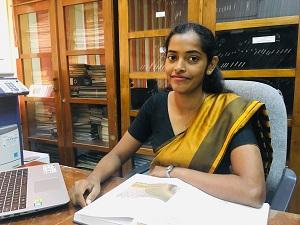 Ms. Piumi Perera (B.A(Kelaniya), MSC(PGIAR) (Reading)