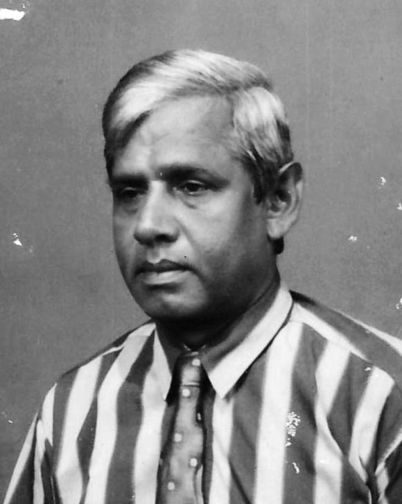 Prof. Mangala Ilangasinghe