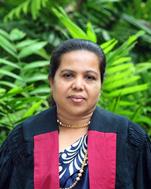 Senior Lecturer Mrs. H.H.N.S. Hewawasan