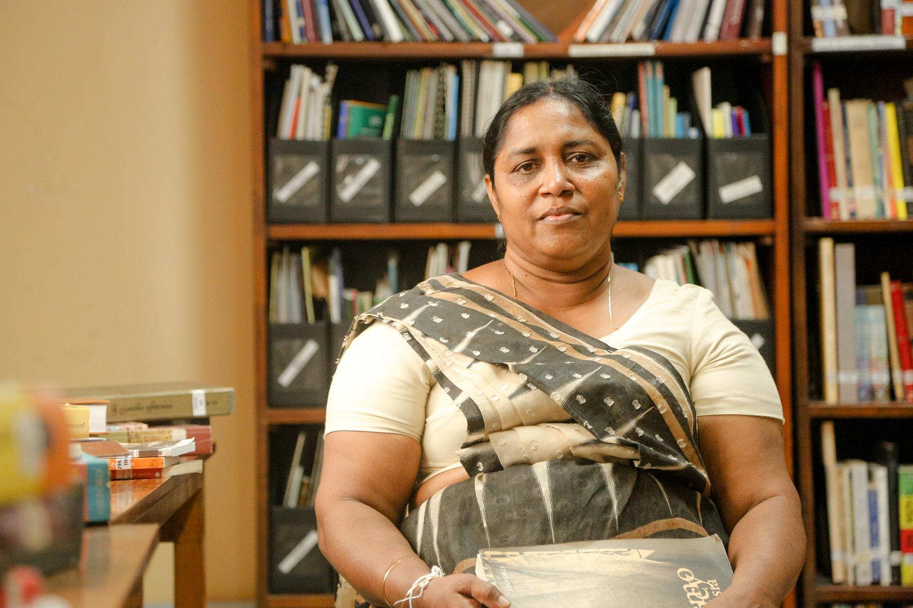 Prof. J.M. Sudharmawathie