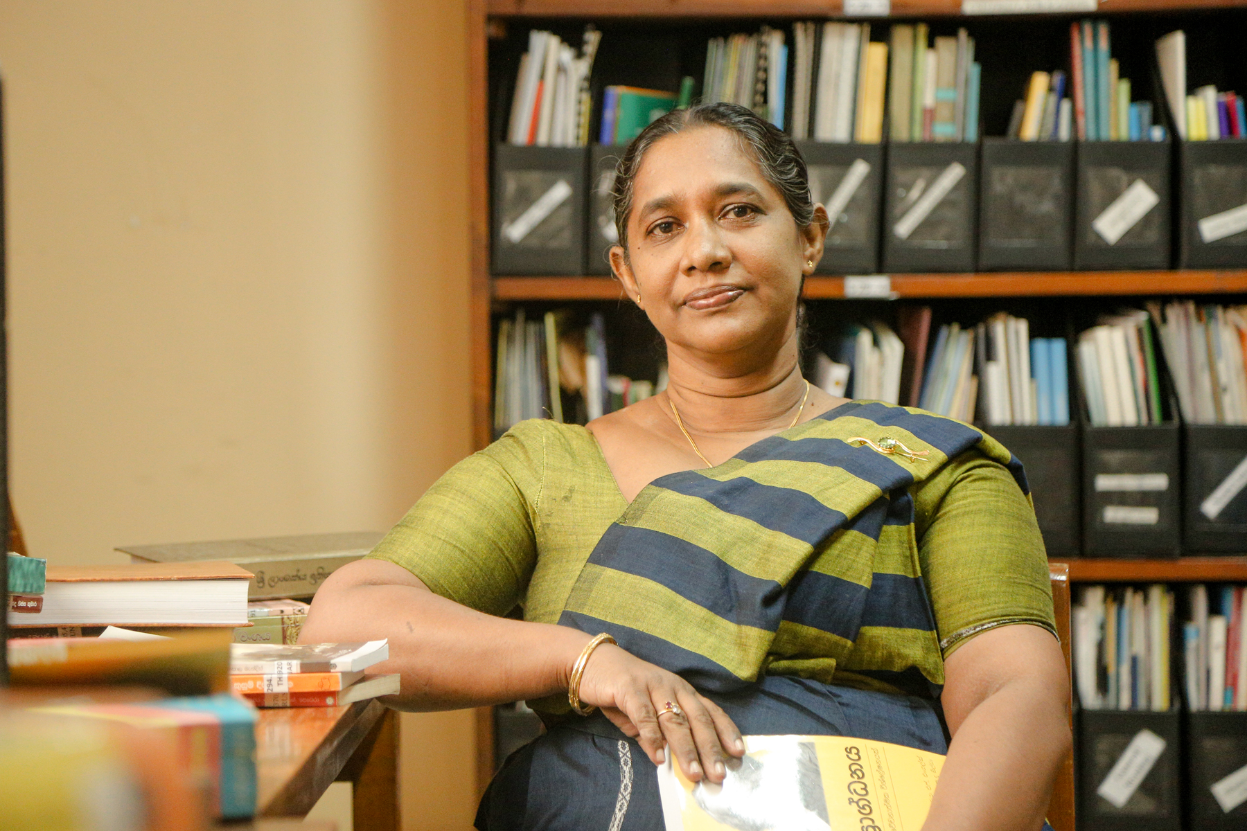 Ms. D.K. Manatunga