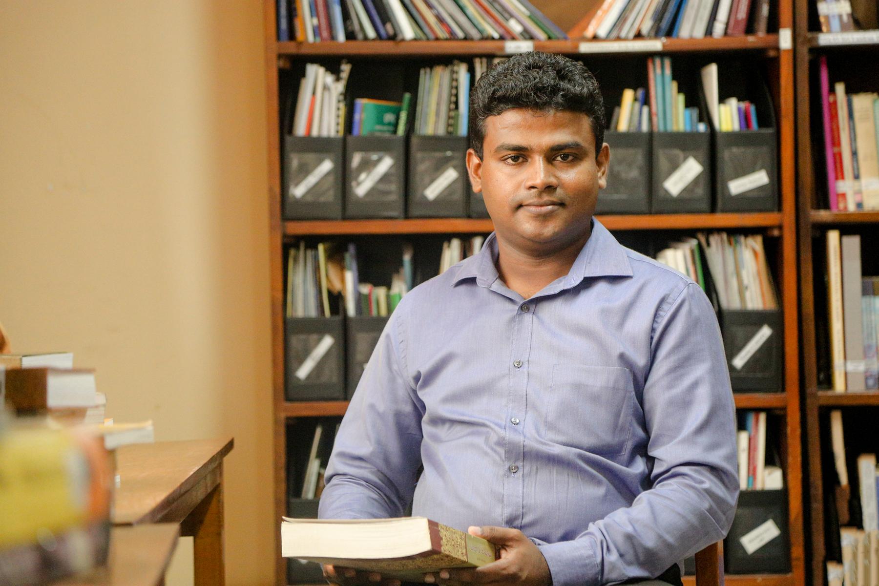 Mr. Hasitha Chamikara Gunasinghe