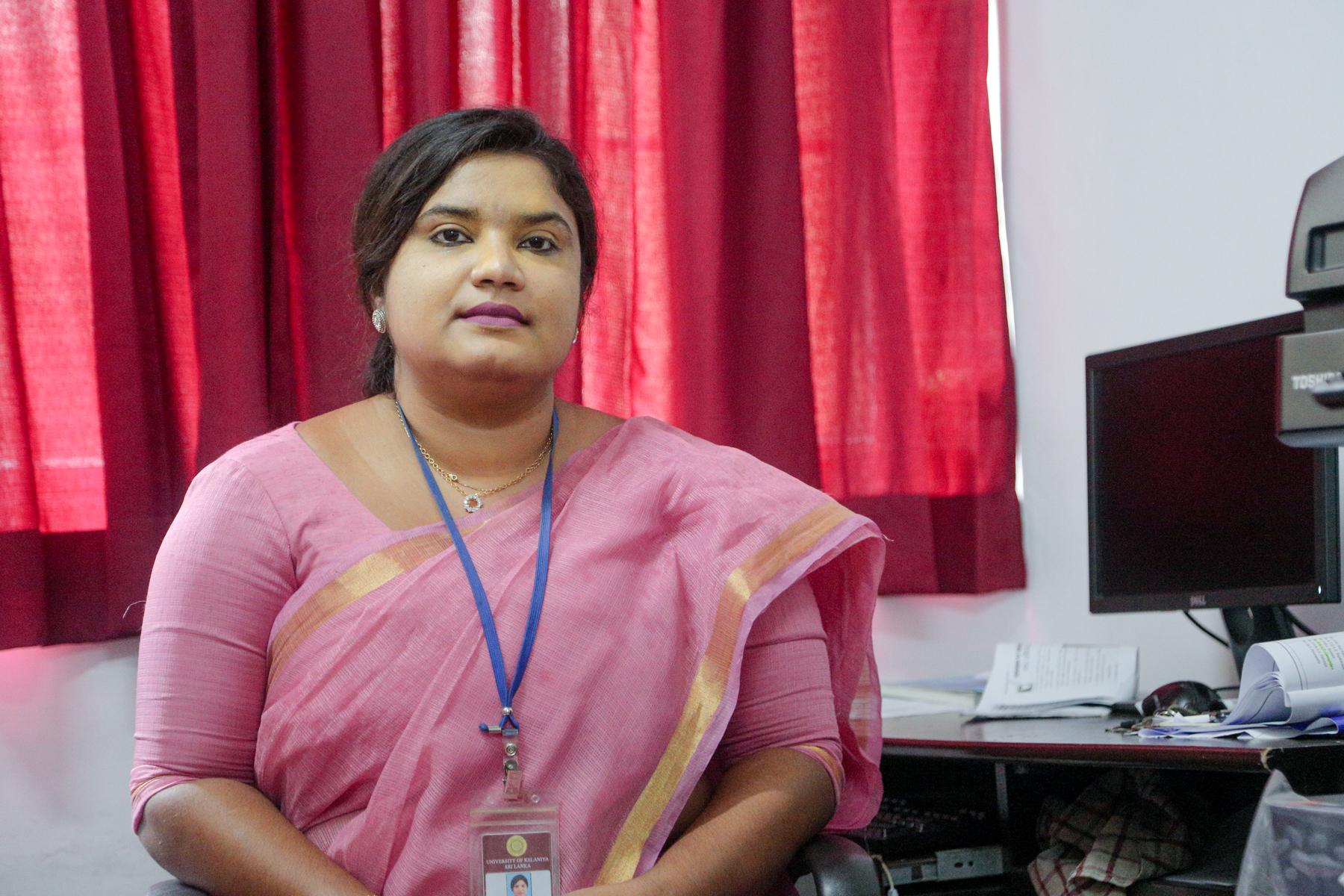 Ms. Asanthi Gamagedara