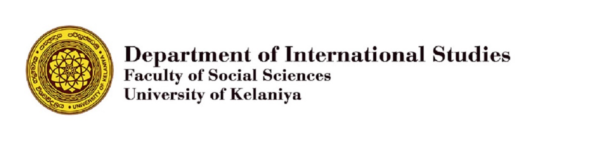 Department of International Studies