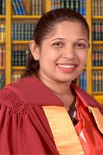 Dr.P.P.G.C. Siriwardane (Senior Lecturer - II )