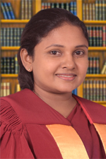 Dr.M.M.S. Harischandra (Senior Lecturer - II)