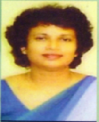 Professor T.M.D. Subashini