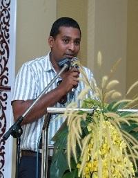 Mr. J.K. Sudeera Jayaweera