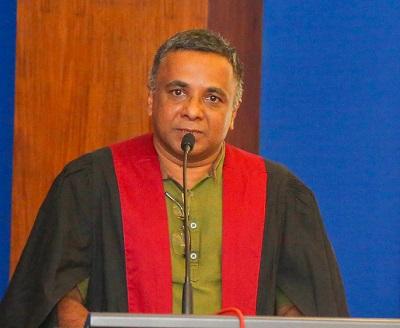 Senior Lecturer Jayantha Kalansooriya